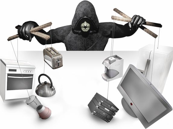 IoT Ransomware security