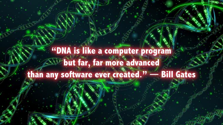 Microsoft DNA Data Storage