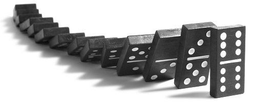 Incremental Backups and Dominos