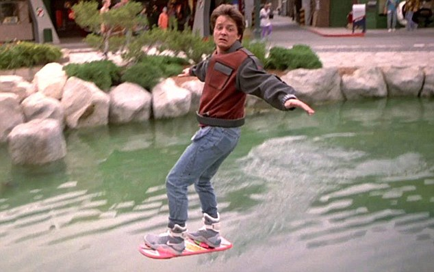 So Dissapoint: It's 2016 and we still don't have hoverboards.