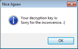 Koolova Decryption Key
