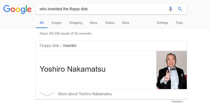 Google Nakamatsu