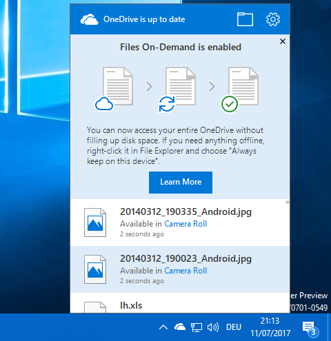 onedrive-files-on-demand-popup