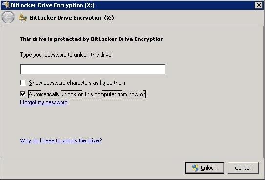 BitLocker Encryption | BackupAssist 8