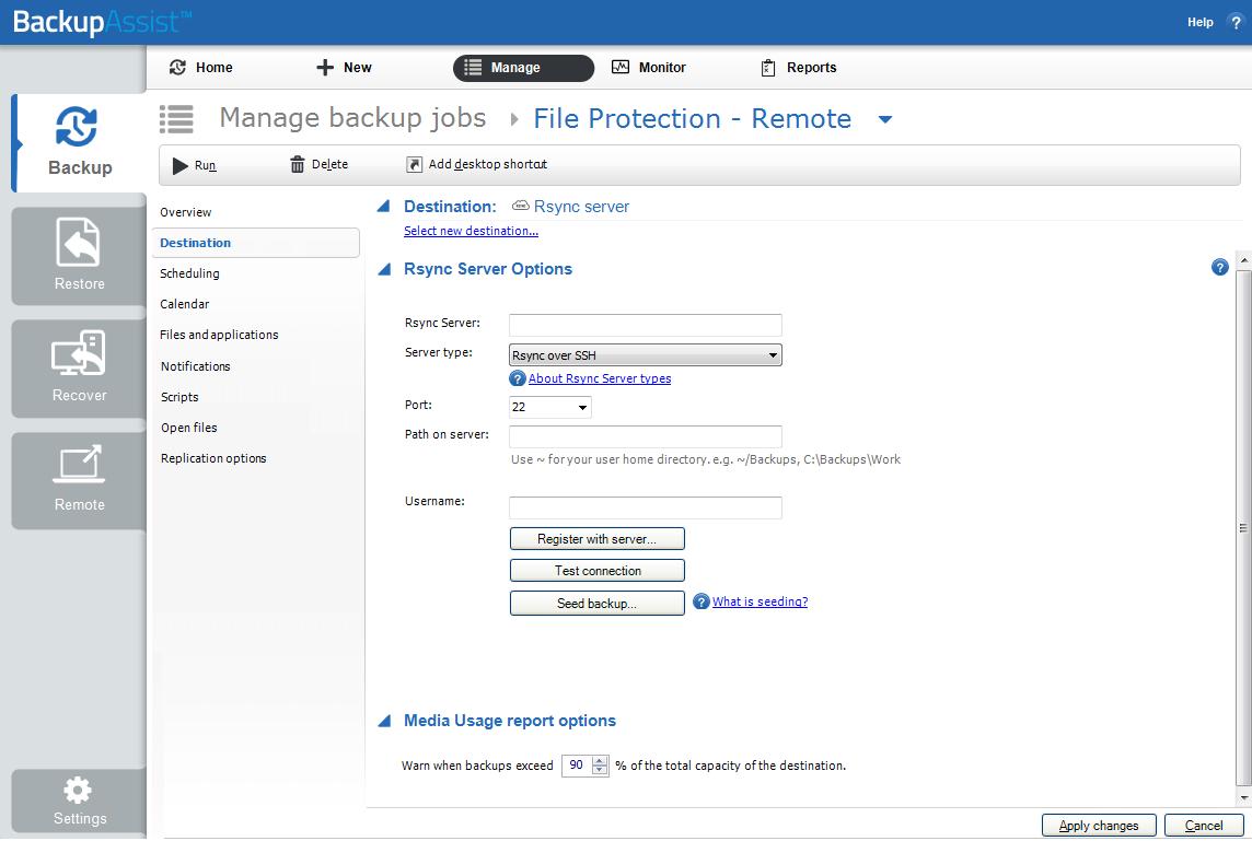 Resultado de imagen para BackupAssist Desktop 10.
