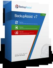 BackupAssist Box Shot