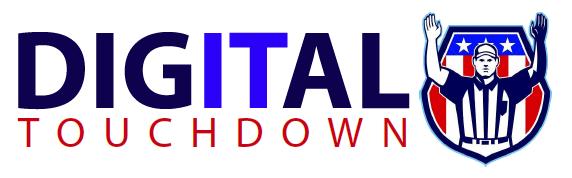 Digital Touchdown.