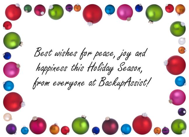 Backupassist enews december 2011 holiday season greetings from backupassist m4hsunfo