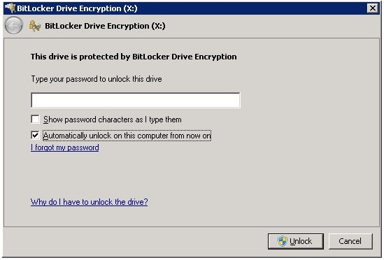 BitLocker Encryption guide