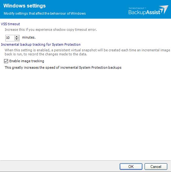 BA2512 Unable to create VSS snapshot
